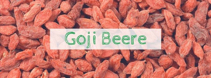 Superfood Goji Beere