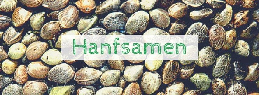 Superfood Hanfsamen