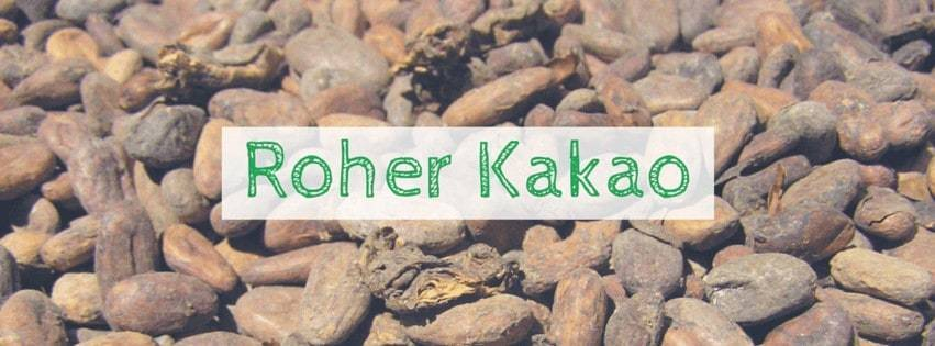 Superfood roher Kakao