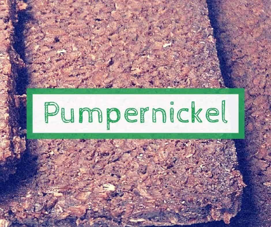 Pumpernickel gesund
