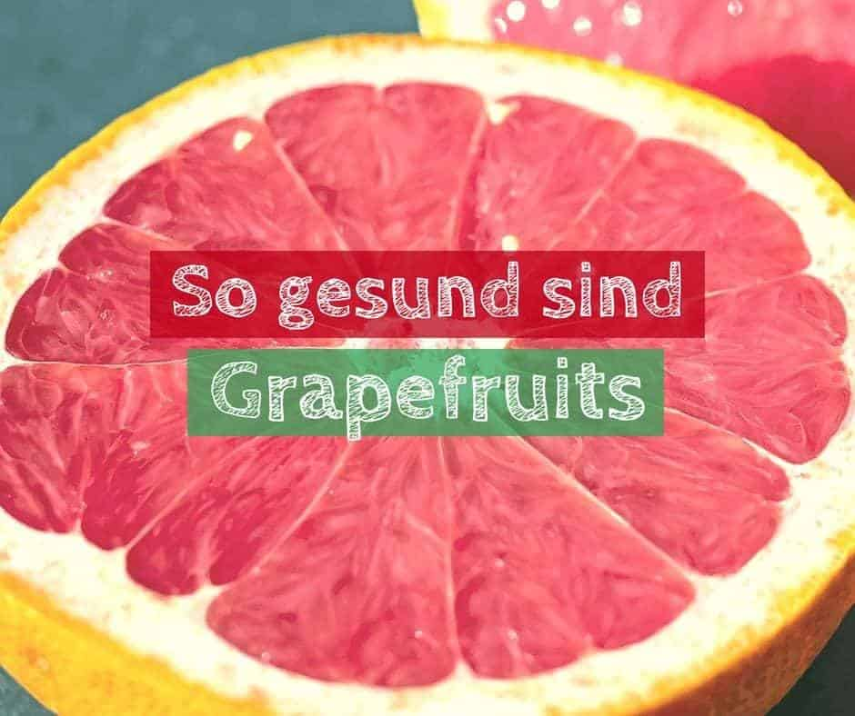 Grapefruit gesund